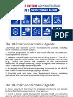 10+0 point agenda of President Rodrigo Duterte.pptx
