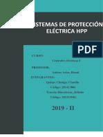 Sistemas de Protección Eléctrica Hpp
