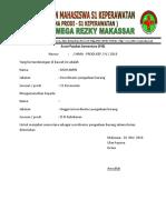 Surat Pejabat Sementara