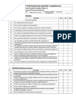 13_Checklist of Internal Audit_VDT