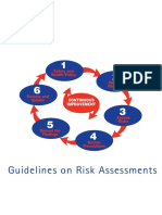 Risk Assessment and Fire Hazard Analysis