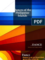 Dances of the Philippine Islands