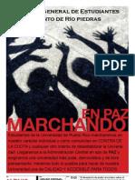 Promo - Marcha en Contra de la Cuota