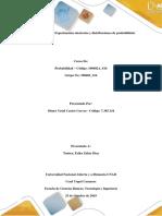 Ejercicio 1,  Tarea 2 - Experimentos aleatorios y distribuciones de probabilidad
