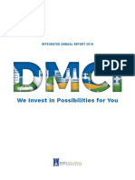 2018 DMCI Holdings Annual Report Web Version