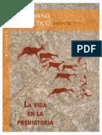 Contenido Didáctico Prehistoria Infantil Profesor