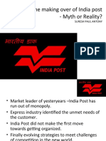 India Post CRM