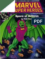 Adventure - Spore of Arthros - [1991]