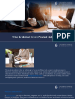What Is Medical Device Product Liability Law?