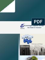 Leverage Capital Group - Profile