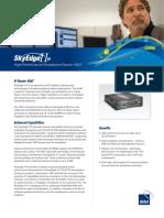 Gilat Product Sheet SkyEdge II IP