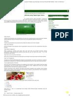 Tips Cara Menghitung Dosis Pestisida Yang Tepat