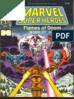 Adventure - Flames of Doom - [1987]