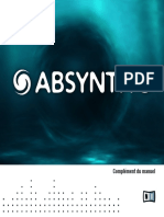 Absynth 5 Manual Addendum French
