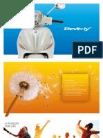 Piaggio Beverly Brochure