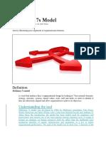 McKinsey 7s Model