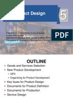5 Product Design