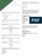 Lista de Exercicios Relação de Euler