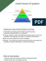 Dominos Information System