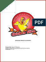 Brand Management ChickenSlice (Pvt) Ltd