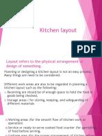 7 TLE - 6 Kitchen Layout