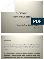 INCINERADOR TEESA