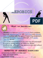 aerobics powerpoint