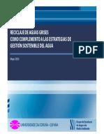 Recursos Complementarios - Aguas Grises - Gaa - 2012-2013