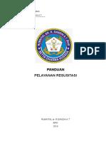 Pap 3.2 Ep 1 Cover,Daftar Isi Resusitasi