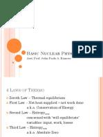 Basic Nuclear Physics