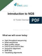Intro to NGS - Torsten Seemann - PeterMac - 27 Jul 2012