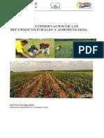 Manejo y Conservación de Los Recursos Naturales y Agroecologia