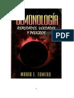 Demonología - Mario E. Fumero