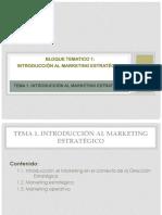 01 Introducci¢n al Marketing EstratÇgico