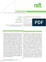 Haemostasis in Chronic Kidney Disease