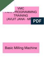 VMC Programing Manual