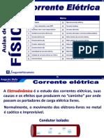 2018 02 Eletricidade Corrente Eletrica 26022018