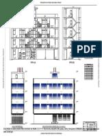 Plano Arquitectura Planta, Cortes y Elevaciones Corregido 1
