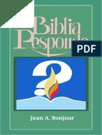 La Biblia Responde