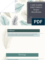 CBD Erupsi Akneiformis