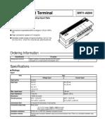 Manual e informativo Módulo Omron