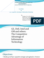 GE, DELL, INTEL, GM and others