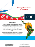 Psicología Comunitaria CR