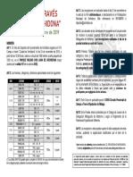 Diptico Cross Archidona 2019