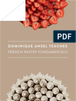 Class Cookbook - Dominique Ansel
