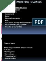 1-Managing Marketing Channels-1