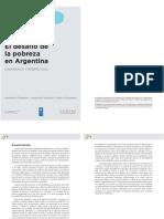 El Desafio de La Pobreza en Argentina