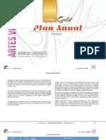 planificación anual tercero