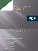 INFLAMAȚIILE RINO-SINUSALE.pptx