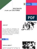 Acuerdos Sociales Por La Cultura 2019